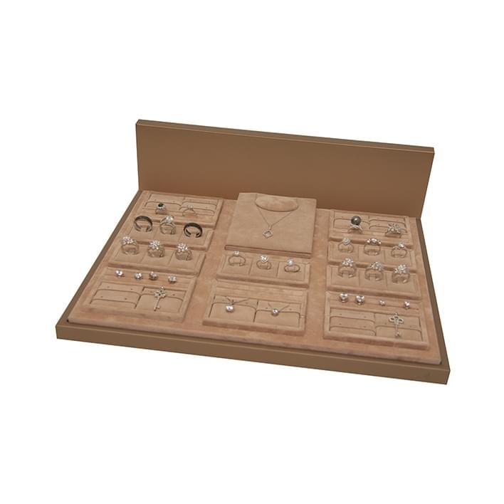 Vetrine per gioiellerie - Base Multivetrina 7