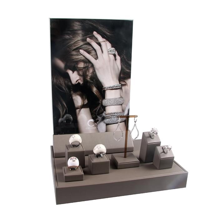 Vetrine per gioiellerie - Base Sospesa 3