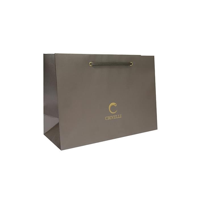 Shopper personalizzate - borsa crivelli stampa litografica