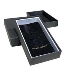 Box Porta Orologi aperto