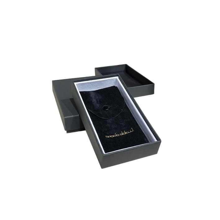 Astucci per gioielli - Box Porta Orologi aperto