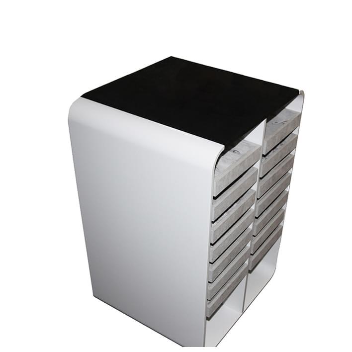 Couvette - Cassettiera 2