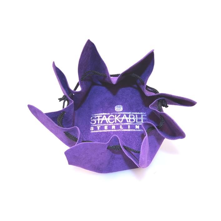 Pochette portagioielli - Flower 2