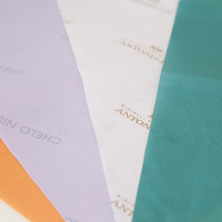 Carta personalizzata - paper ok