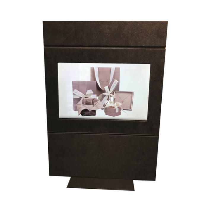 Vetrine per gioiellerie - porta ipad interno