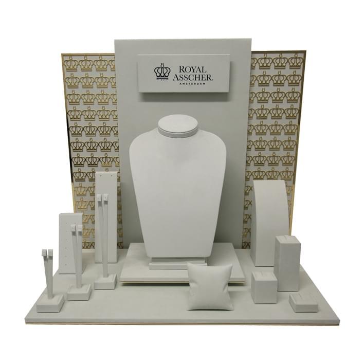 Vetrine per gioiellerie - royal asschel x sito