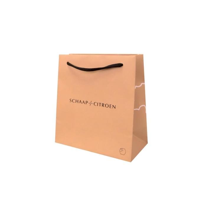 Shopper personalizzate - schaap citroen litografia