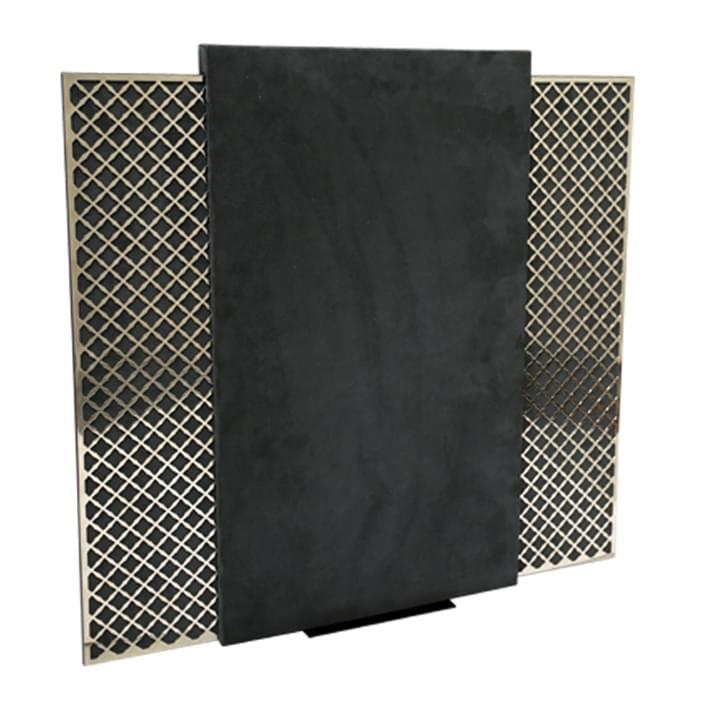 Vetrine per gioiellerie - schienale scorrevole prodotto web