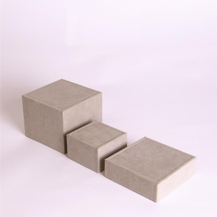 Espositori per gioielli - set cubi grande