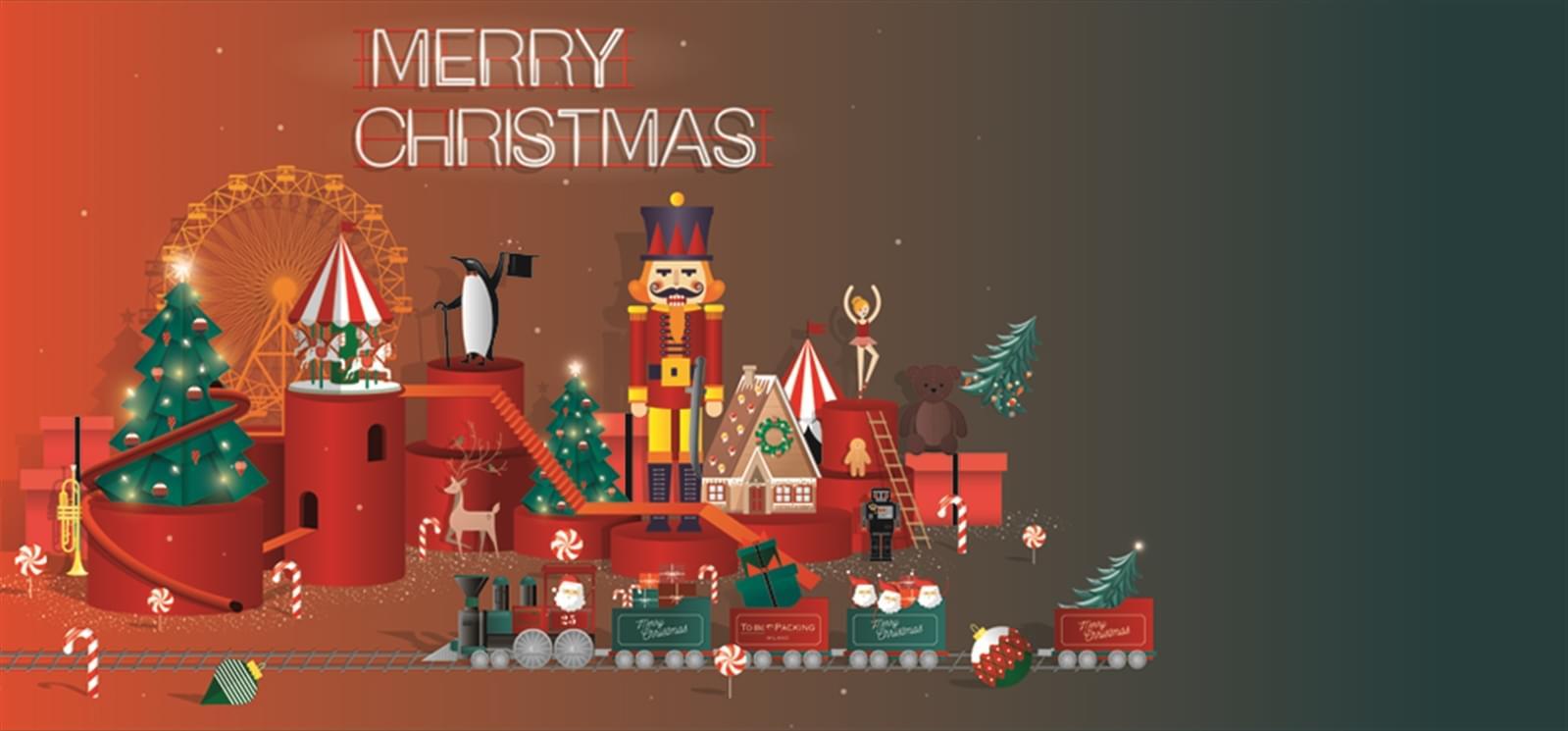 sfondo sito merry christmas giusto