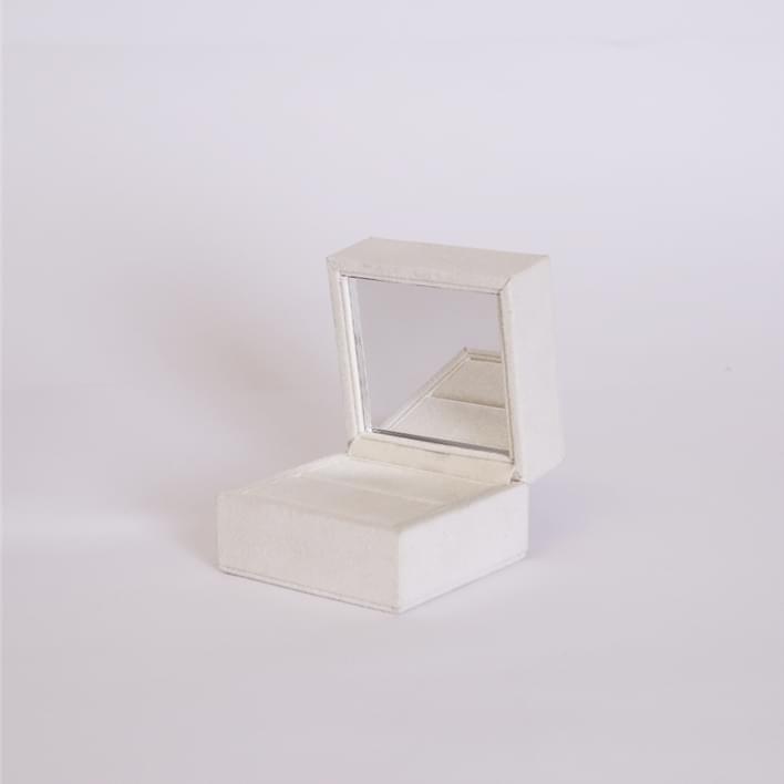 Espositori per gioielli - specchio anello side